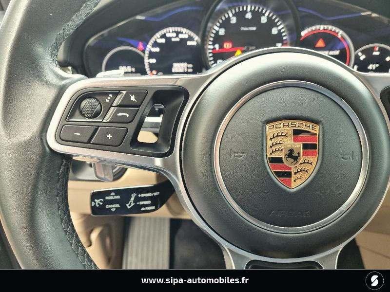 Porsche Cayenne 3.0 440ch S Noir occasion à Mérignac - photo n°19