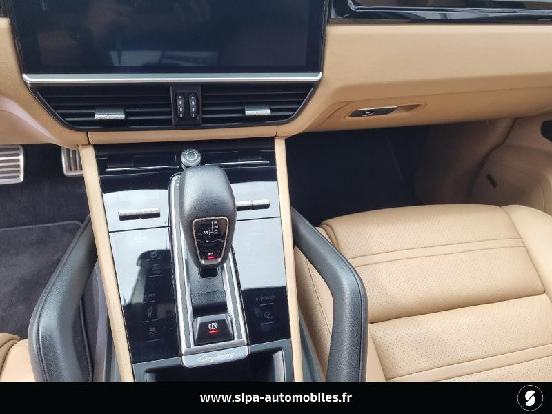 Porsche Cayenne 3.0 440ch S Noir occasion à Mérignac - photo n°13