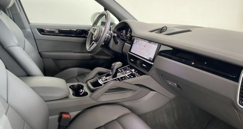 Porsche Cayenne 3.0 462CH E-HYBRID EURO6D-T Blanc occasion à Mommenheim - photo n°3