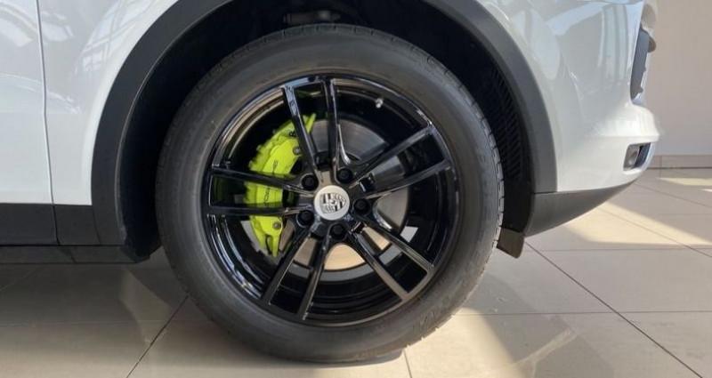 Porsche Cayenne 3.0 462CH E-HYBRID EURO6D-T Blanc occasion à Mommenheim - photo n°7