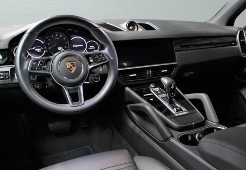 Porsche Cayenne 3.0 462CH E-HYBRID EURO6D-T Gris occasion à Villenave-d'Ornon - photo n°7