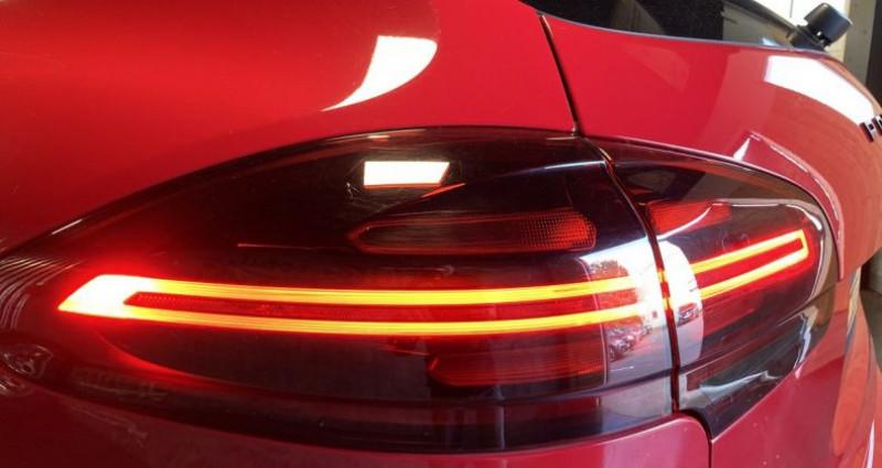 Porsche Cayenne 3.0 S E-Hybrid Rouge occasion à Nantes - photo n°5