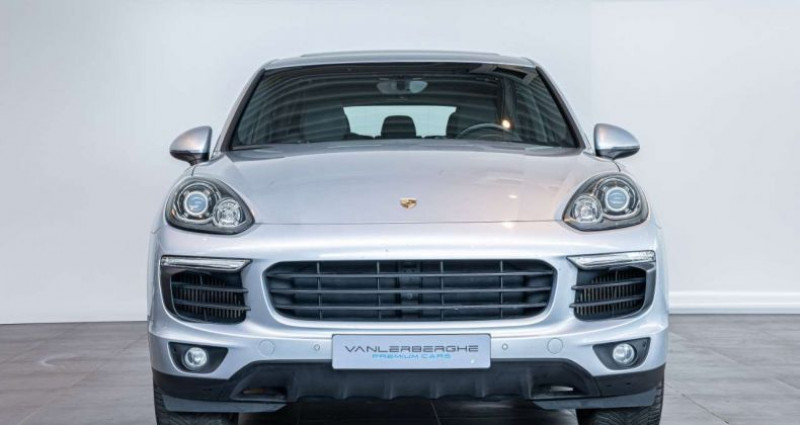 Porsche Cayenne 3.0 TD V6 Tiptronic S Pano Trekhaak Memory Seats Gris occasion à Roeselare - photo n°2