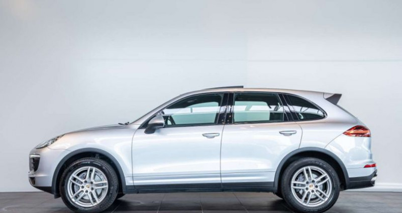 Porsche Cayenne 3.0 TD V6 Tiptronic S Pano Trekhaak Memory Seats Gris occasion à Roeselare - photo n°4
