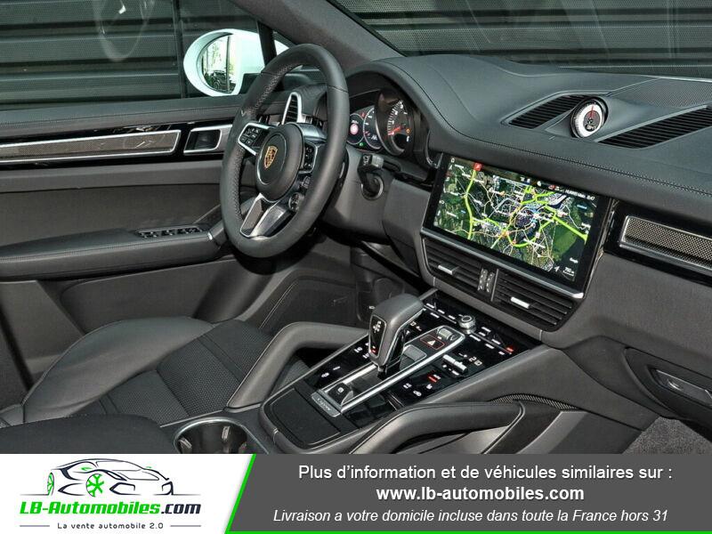 Porsche Cayenne 3.0 V6 340 ch S Tiptronic BVA Blanc occasion à Beaupuy - photo n°4