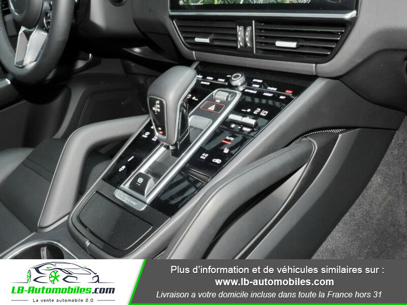 Porsche Cayenne 3.0 V6 340 ch S Tiptronic BVA Blanc occasion à Beaupuy - photo n°5
