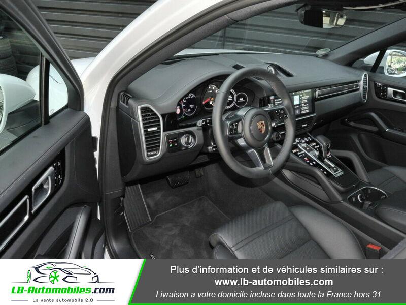 Porsche Cayenne 3.0 V6 340 ch S Tiptronic BVA Blanc occasion à Beaupuy - photo n°2