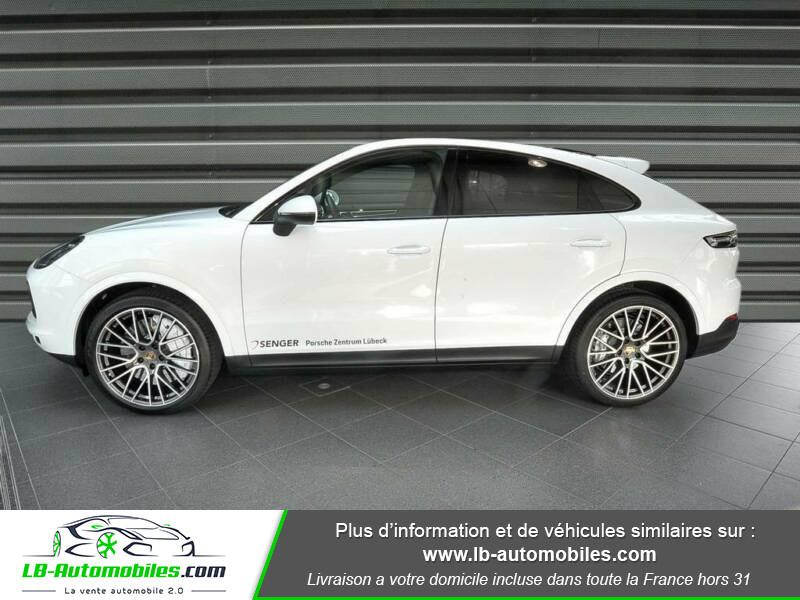 Porsche Cayenne 3.0 V6 340 ch S Tiptronic BVA Blanc occasion à Beaupuy - photo n°10