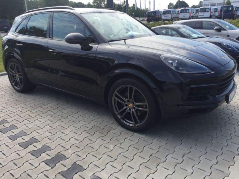 Porsche Cayenne 3.0 V6 340 Noir occasion à BEAUPUY - photo n°3