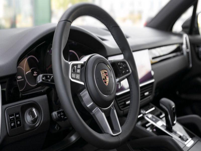 Porsche Cayenne 3.0 V6 340 Noir occasion à BEAUPUY - photo n°4
