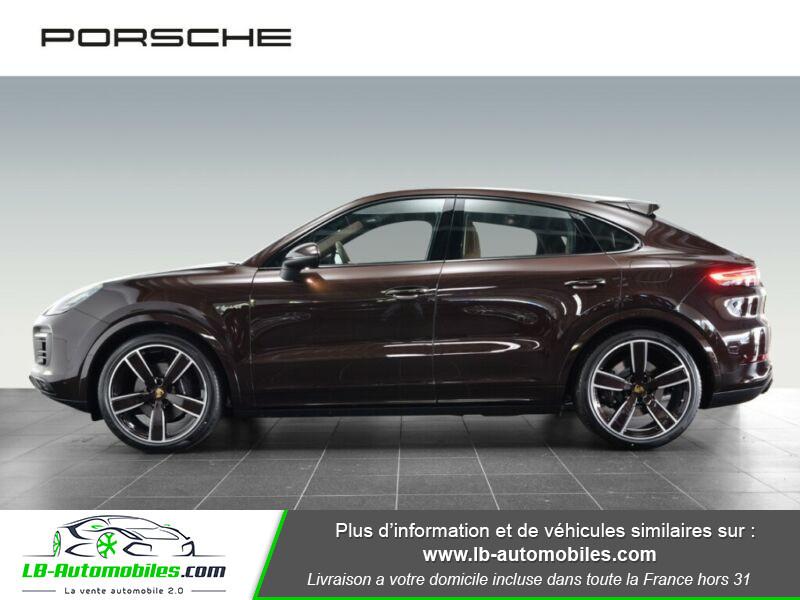 Porsche Cayenne 3.0 V6 462 ch Tiptronic BVA / E-Hybrid Marron occasion à Beaupuy - photo n°8