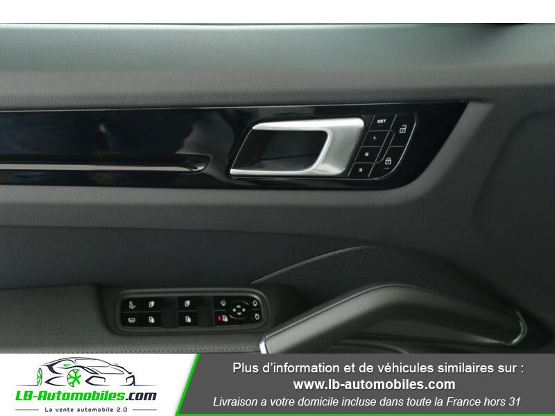 Porsche Cayenne 3.0 V6 462 ch Tiptronic BVA / E-Hybrid Blanc occasion à Beaupuy - photo n°13