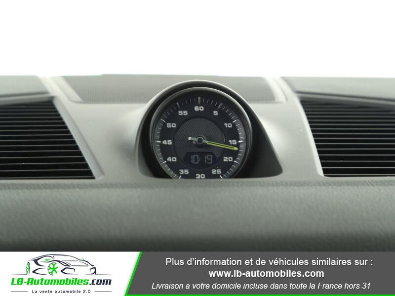 Porsche Cayenne 3.0 V6 462 ch Tiptronic BVA / E-Hybrid Blanc occasion à Beaupuy - photo n°4