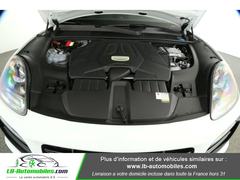 Porsche Cayenne 3.0 V6 462 ch Tiptronic BVA / E-Hybrid Blanc occasion à Beaupuy - photo n°19