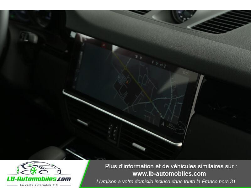 Porsche Cayenne 3.0 V6 462 ch Tiptronic BVA / E-Hybrid Blanc occasion à Beaupuy - photo n°15