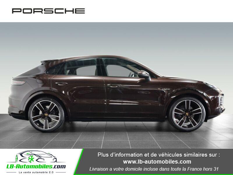 Porsche Cayenne 3.0 V6 462 ch Tiptronic BVA / E-Hybrid Marron occasion à Beaupuy - photo n°7