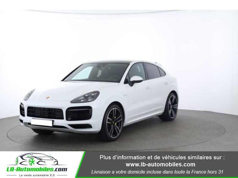 Porsche Cayenne 3.0 V6 462 ch Tiptronic BVA / E-Hybrid Blanc occasion à Beaupuy