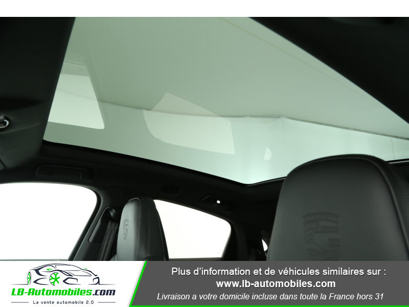 Porsche Cayenne 3.0 V6 462 ch Tiptronic BVA / E-Hybrid Blanc occasion à Beaupuy - photo n°9
