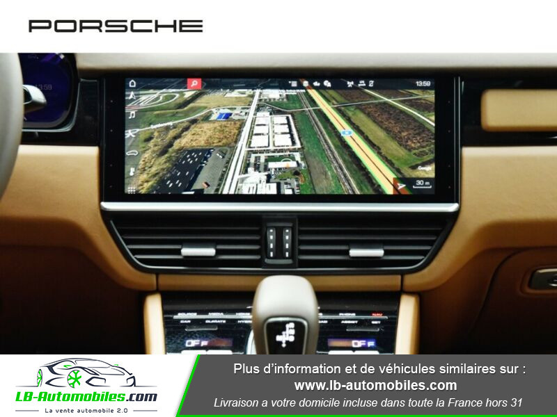 Porsche Cayenne 3.0 V6 462 ch Tiptronic BVA / E-Hybrid Marron occasion à Beaupuy - photo n°16