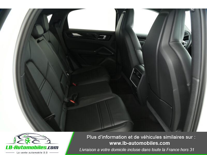 Porsche Cayenne 3.0 V6 462 ch Tiptronic BVA / E-Hybrid Blanc occasion à Beaupuy - photo n°17