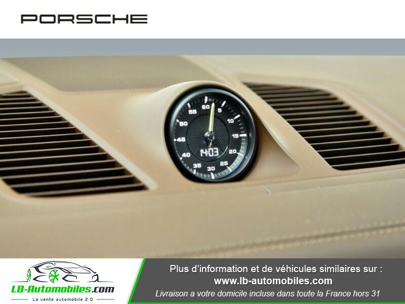 Porsche Cayenne 3.0 V6 462 ch Tiptronic BVA / E-Hybrid Marron occasion à Beaupuy - photo n°11
