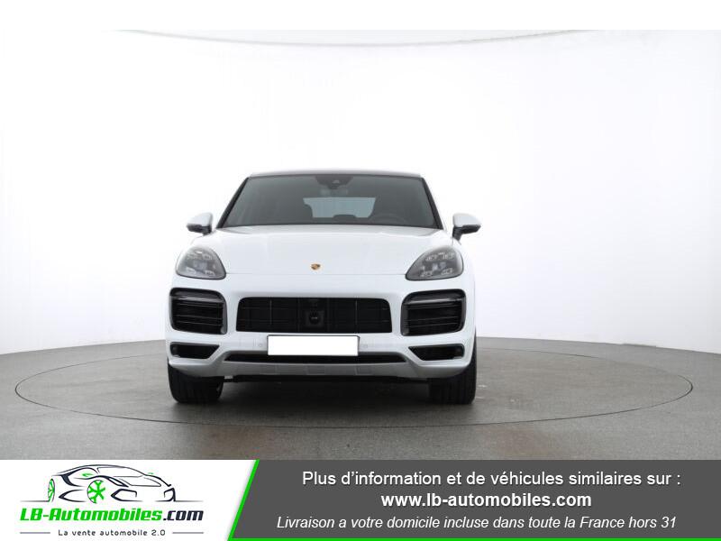 Porsche Cayenne 3.0 V6 462 ch Tiptronic BVA / E-Hybrid Blanc occasion à Beaupuy - photo n°8