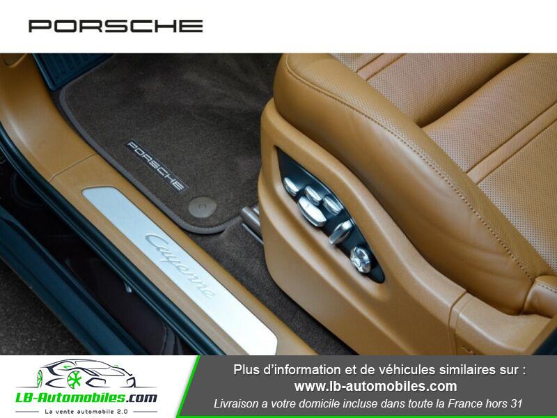 Porsche Cayenne 3.0 V6 462 ch Tiptronic BVA / E-Hybrid Marron occasion à Beaupuy - photo n°13