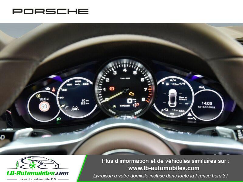 Porsche Cayenne 3.0 V6 462 ch Tiptronic BVA / E-Hybrid Marron occasion à Beaupuy - photo n°14