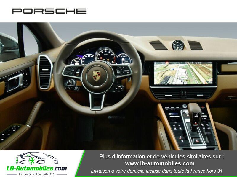 Porsche Cayenne 3.0 V6 462 ch Tiptronic BVA / E-Hybrid Marron occasion à Beaupuy - photo n°15