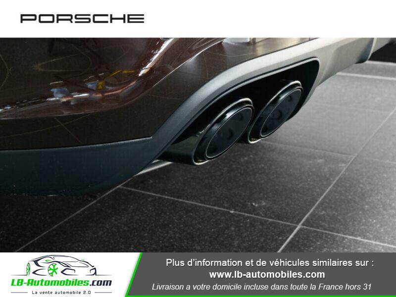 Porsche Cayenne 3.0 V6 462 ch Tiptronic BVA / E-Hybrid Marron occasion à Beaupuy - photo n°5