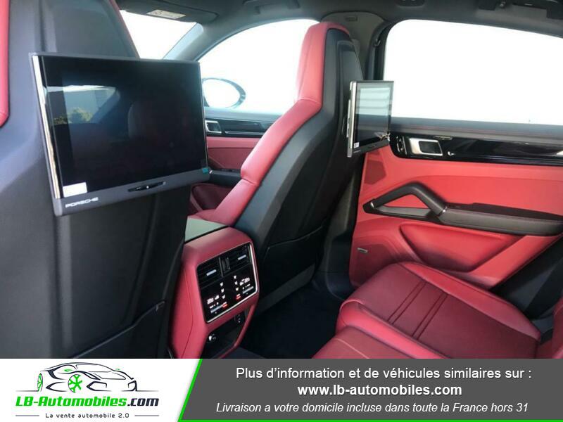 Porsche Cayenne 3.0 V6 462 ch Tiptronic BVA / E-Hybrid Noir occasion à Beaupuy - photo n°9