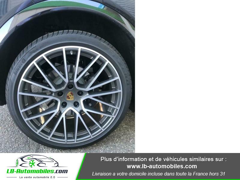 Porsche Cayenne 3.0 V6 462 ch Tiptronic BVA / E-Hybrid Noir occasion à Beaupuy - photo n°11