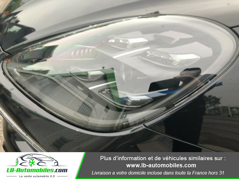 Porsche Cayenne 3.0 V6 462 ch Tiptronic BVA / E-Hybrid Noir occasion à Beaupuy - photo n°10