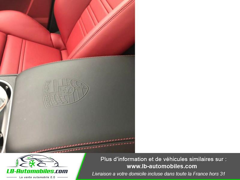 Porsche Cayenne 3.0 V6 462 ch Tiptronic BVA / E-Hybrid Noir occasion à Beaupuy - photo n°7