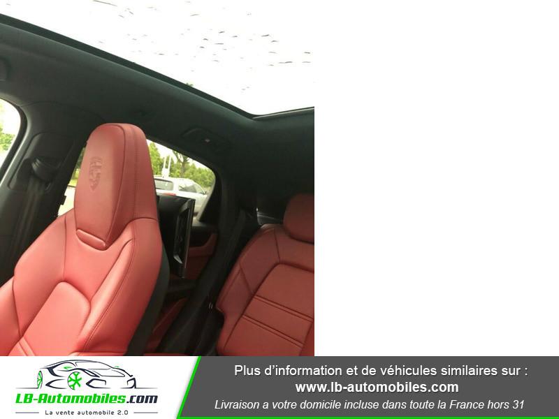 Porsche Cayenne 3.0 V6 462 ch Tiptronic BVA / E-Hybrid Noir occasion à Beaupuy - photo n°5