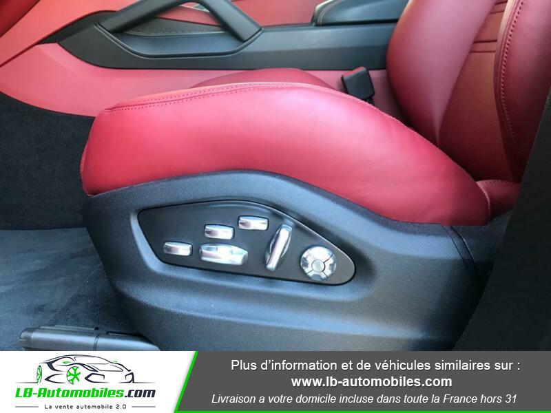 Porsche Cayenne 3.0 V6 462 ch Tiptronic BVA / E-Hybrid Noir occasion à Beaupuy - photo n°6