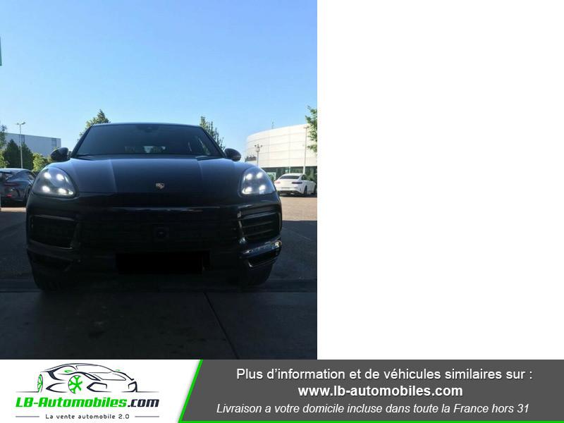 Porsche Cayenne 3.0 V6 462 ch Tiptronic BVA / E-Hybrid Noir occasion à Beaupuy