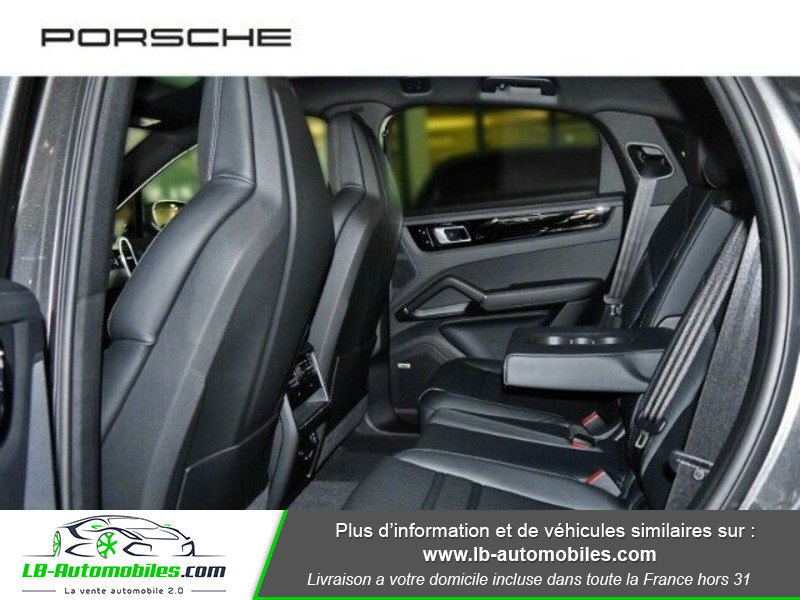 Porsche Cayenne 3.0 V6 462 ch Tiptronic BVA / E-Hybrid Gris occasion à Beaupuy - photo n°6