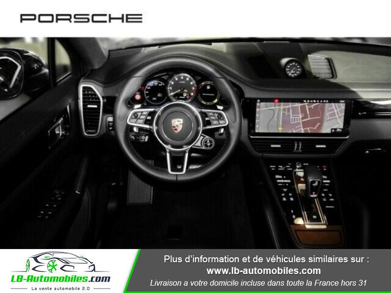 Porsche Cayenne 3.0 V6 462 ch Tiptronic BVA / E-Hybrid Gris occasion à Beaupuy - photo n°2