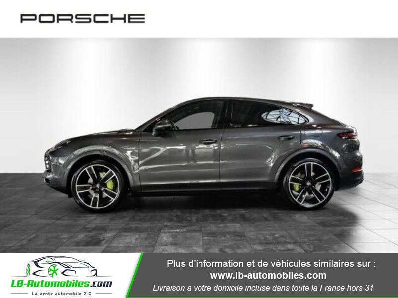 Porsche Cayenne 3.0 V6 462 ch Tiptronic BVA / E-Hybrid Gris occasion à Beaupuy - photo n°12