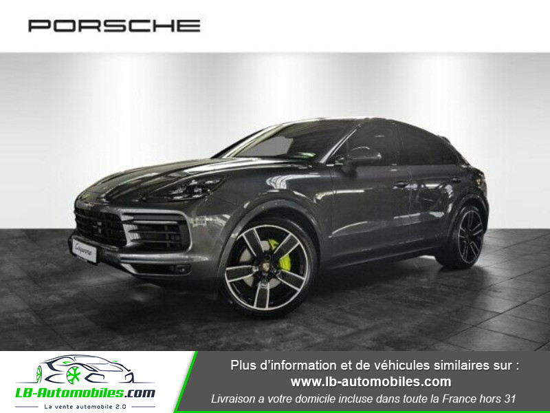 Porsche Cayenne 3.0 V6 462 ch Tiptronic BVA / E-Hybrid Gris occasion à Beaupuy