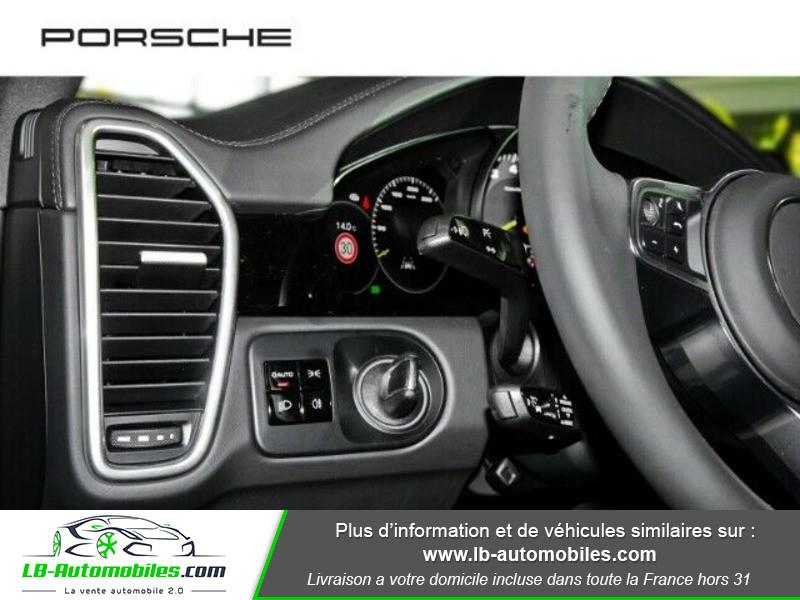 Porsche Cayenne 3.0 V6 462 ch Tiptronic BVA / E-Hybrid Gris occasion à Beaupuy - photo n°8