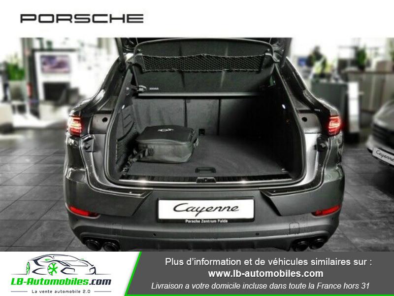 Porsche Cayenne 3.0 V6 462 ch Tiptronic BVA / E-Hybrid Gris occasion à Beaupuy - photo n°16