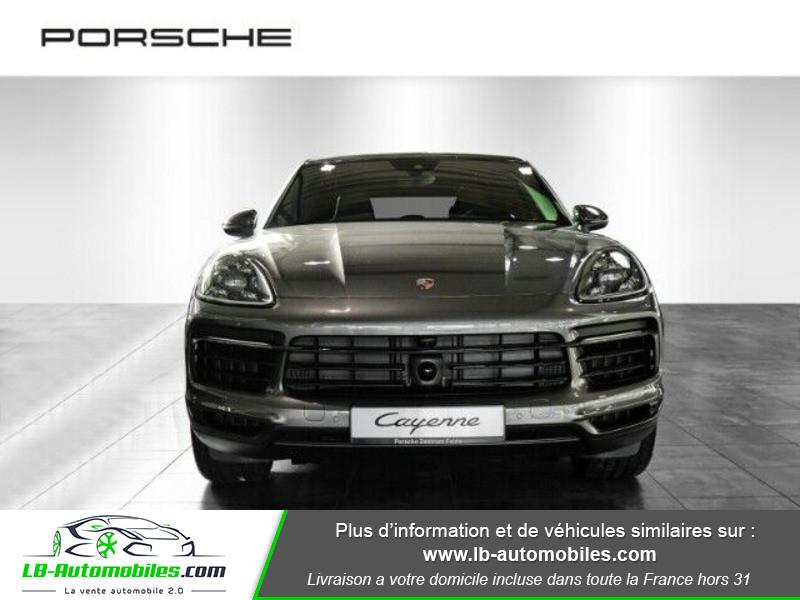 Porsche Cayenne 3.0 V6 462 ch Tiptronic BVA / E-Hybrid Gris occasion à Beaupuy - photo n°14