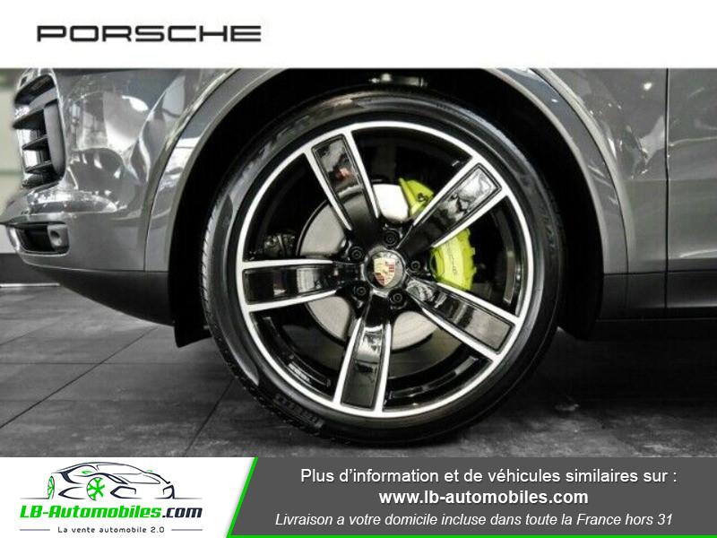 Porsche Cayenne 3.0 V6 462 ch Tiptronic BVA / E-Hybrid Gris occasion à Beaupuy - photo n°13