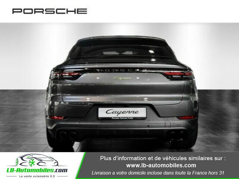 Porsche Cayenne 3.0 V6 462 ch Tiptronic BVA / E-Hybrid Gris occasion à Beaupuy - photo n°15