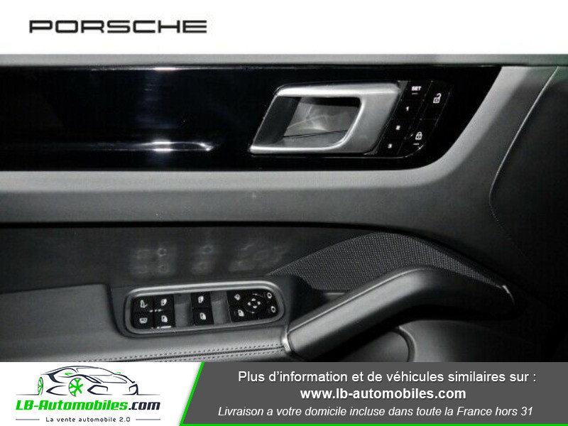 Porsche Cayenne 3.0 V6 462 ch Tiptronic BVA / E-Hybrid Gris occasion à Beaupuy - photo n°7