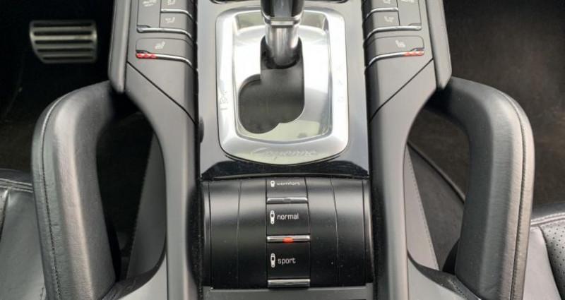 Porsche Cayenne 3.0 V6 S 333cv Hybrid Gris occasion à Meylan - photo n°7