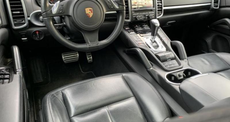 Porsche Cayenne 3.0 V6 S 333cv Hybrid Gris occasion à Meylan - photo n°3