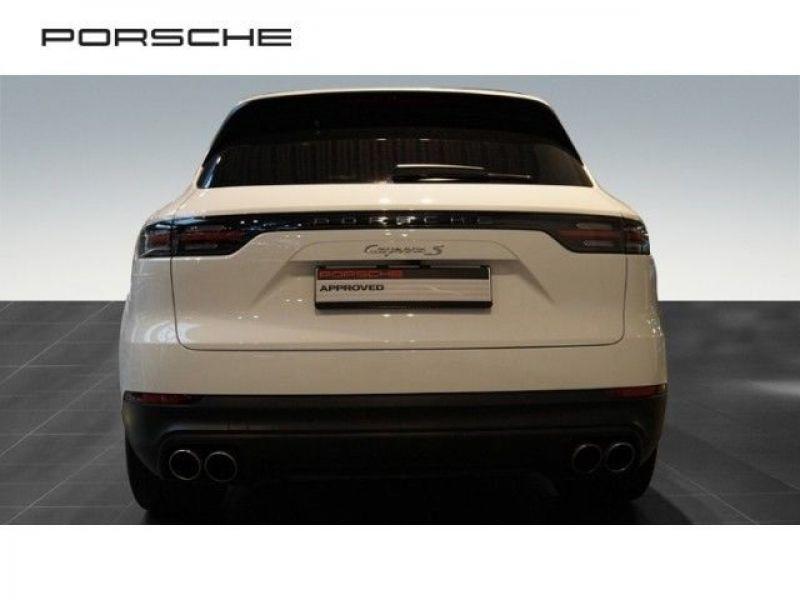Porsche Cayenne 3.0 V6 S 440 Blanc occasion à BEAUPUY - photo n°9